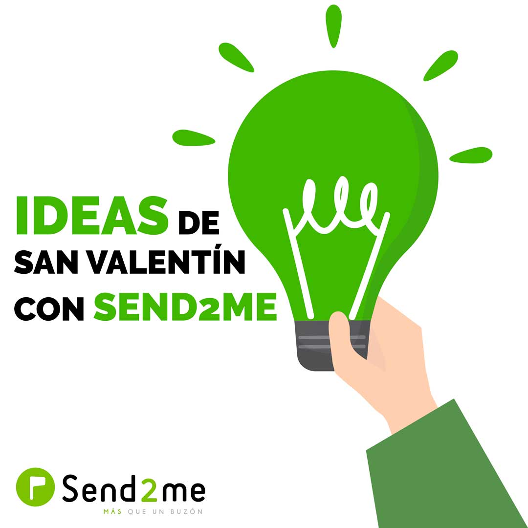 ideas san valentin send2me